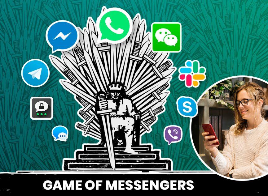 TrendView Trendbeitrag Messenger Marketing