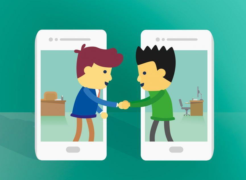 TrendView Trendbeitrag Social Selling
