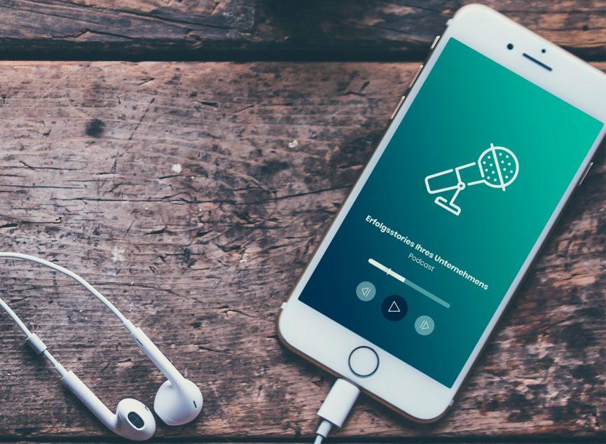 Trendbeitrag Podcast Marketing