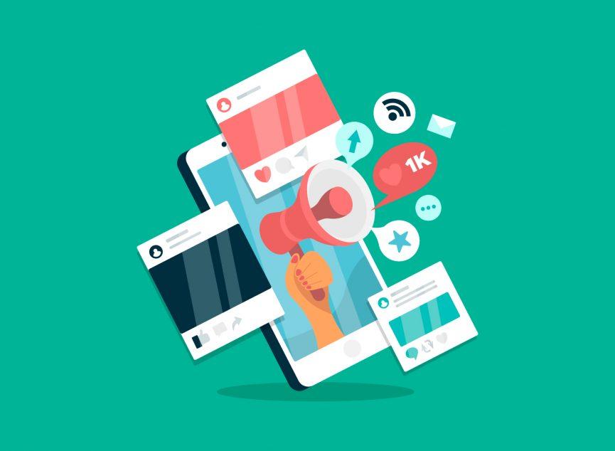 Digitalisierung und Social Media als wichtiges Standbein der heutigen Zeit!