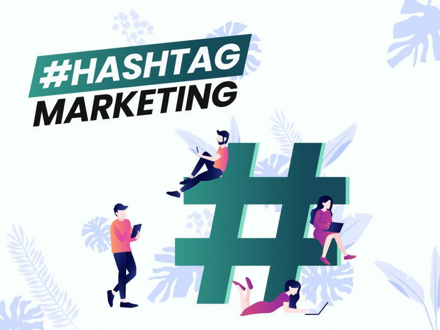 Hashtag-Marketing