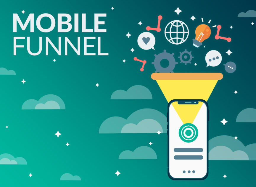 Schnelle Conversion mit Mobile Multi-Step Funnels