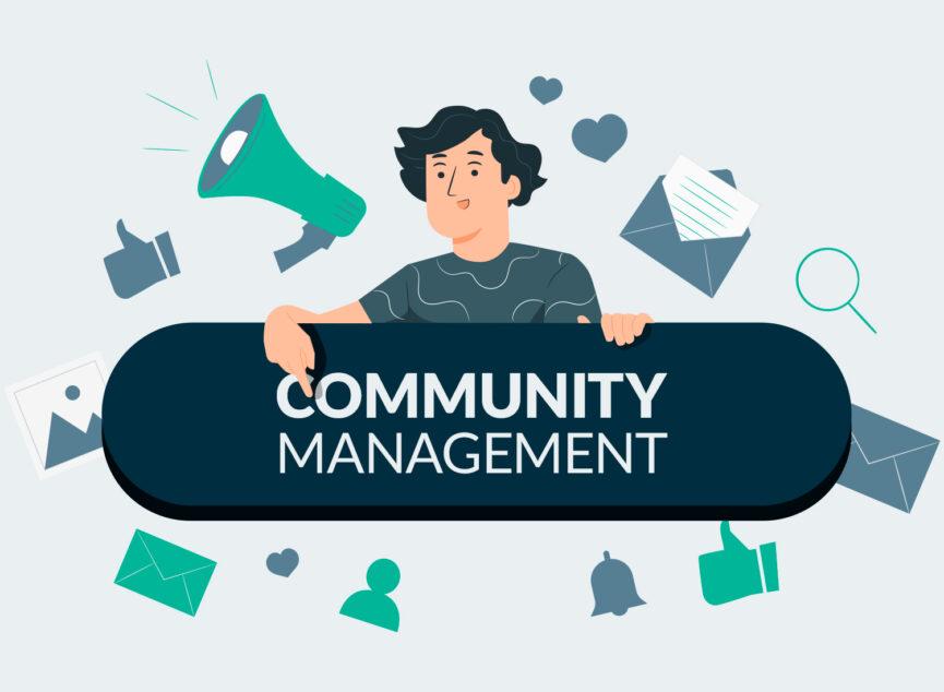 Community Management während einer weltweiten Pandemie