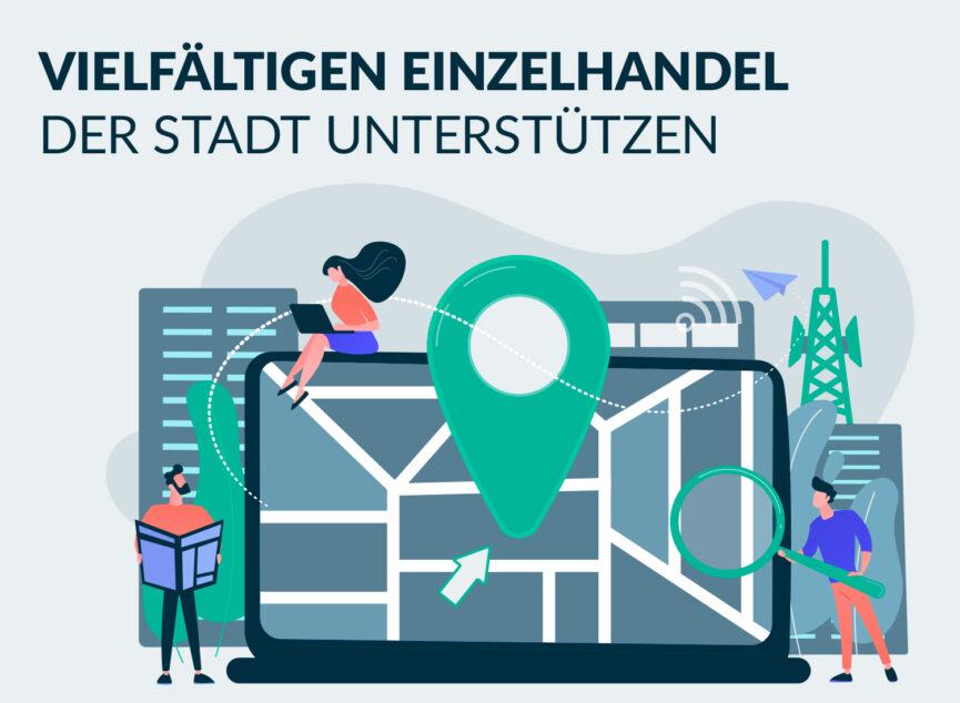 Local Search Kampagnen mit der TrendView GmbH zur Unterstützung der lokalen Unternehmen