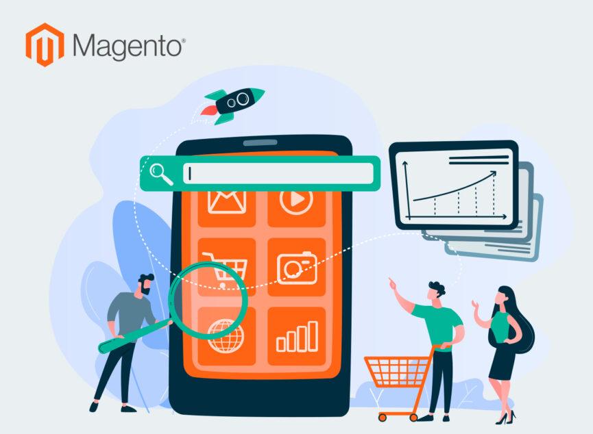 Mit der TrendView GmbH Ihren eigenen individualisierten Magento-Webshop aufbauen!
